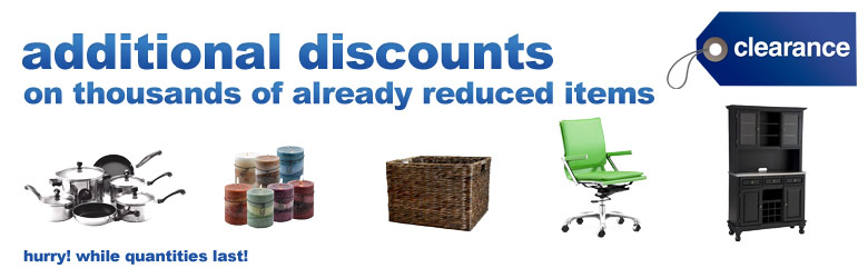additional discounts on thousands of already reduced items