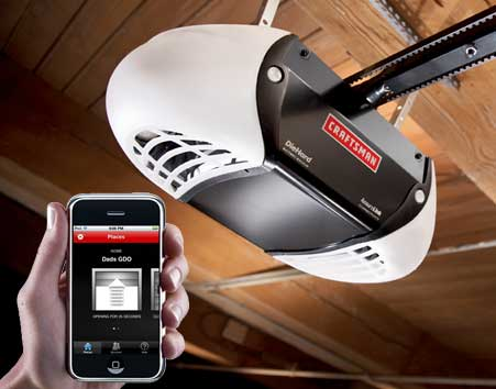 assure garage door opener
