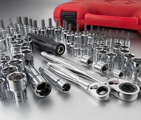 craftsman universal tool set