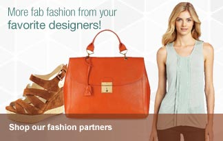 Shop our fashion partners