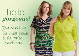 Check out women's plus fashion!