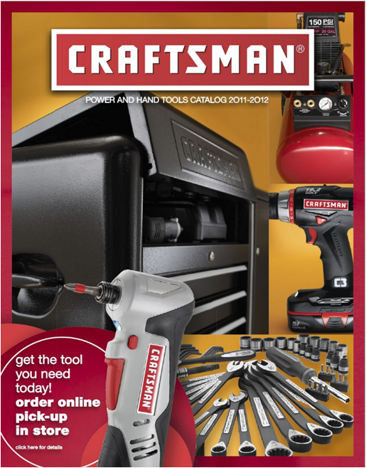 Craftsman Catalog