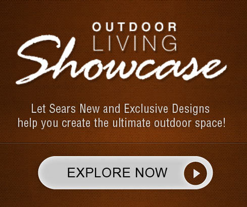 Outdoor living showcase.